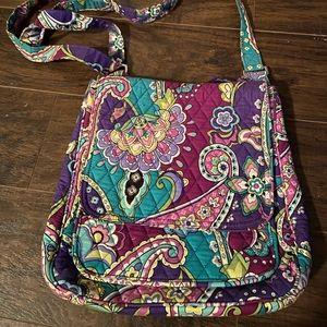 Vera Bradley bag, in Heather pattern